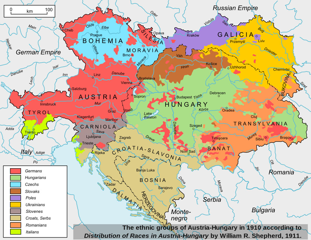 Understanding The Desire For A Greater Germany Lebensraum
